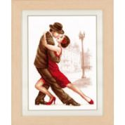 Vervaco Counted Cross Stitch Kit Argentine Tango