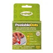 U Craft Peelable Dots Roll