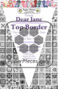 Dear Jane Top Border Paper Piece Pack