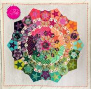 Tula Pink Quilting Pattern & Piece Pack