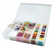 DMC Prism Friendship Bracelet Thread Bobbin Box