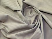 Lady McElroy Cotton Linen Suiting Fabric  Beige