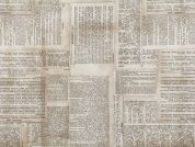 Free Spirit Tim Holtz Eclectic Elements Dictionary Quilting Fabric