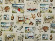 Sea Side Collection Cotton Fabric