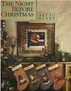 Art To Heart The Night Before Christmas Quilt Book