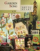 Art To Heart Garden Song Quilt Book