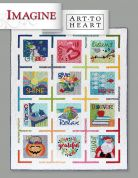 Art To Heart Quilting Book
