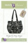Quilts Illustrated Accessories Sewing Pattern Camilles Bag