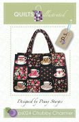 Quilts Illustrated Accessories Sewing Pattern Chubby Charmer Tote Bag