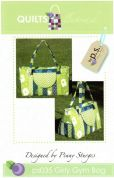 Quilts Illustrated Accessories Sewing Pattern Girly Gym Bag