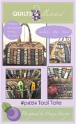 Quilts Illustrated Accessories Sewing Pattern Tool Tote Bag