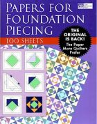 Paper For Foundation Piecing