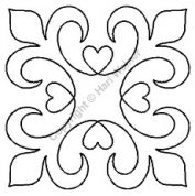 Quilting Stencil
