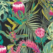Art Gallery Fabrics Tropicalia Dark Rayon Dress Fabric