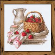 RIOLIS Counted Cross Stitch Kit June Afternoon