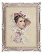 RIOLIS Counted Cross Stitch Kit Lilac Evening