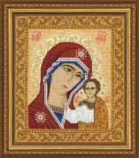 RIOLIS Counted Cross Stitch Kit Our Lady of Kazan