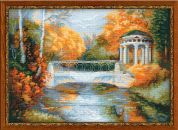 RIOLIS Counted Cross Stitch Kit Autumn Park
