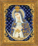 RIOLIS Counted Cross Stitch Kit Our Lady of the Gate of Dawn