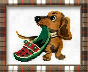 RIOLIS Counted Cross Stitch Kit True Friend