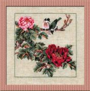 RIOLIS Counted Cross Stitch Kit Chinese Summer