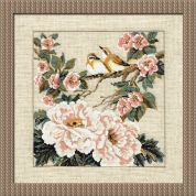RIOLIS Counted Cross Stitch Kit Chinese Spring