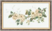 RIOLIS Counted Cross Stitch Kit Breath of Summer