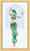 RIOLIS Counted Cross Stitch Kit Scheherezade