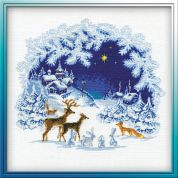 Riolis Counted Cross Stitch Kit Christmas