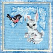 Riolis Counted Cross Stitch Kit Leveret