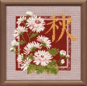 RIOLIS Counted Cross Stitch Kit Autumn