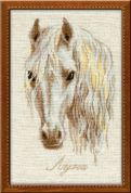 RIOLIS Counted Cross Stitch Kit Moon