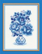 Riolis Counted Cross Stitch Kit Roses