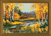 Riolis Counted Cross Stitch Kit Autumn Charm
