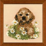 RIOLIS Counted Cross Stitch Kit Tim