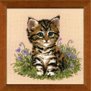 RIOLIS Counted Cross Stitch Kit Kuzma
