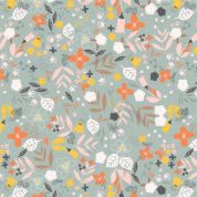 Dashwood Studio Rayon Challis Fabric
