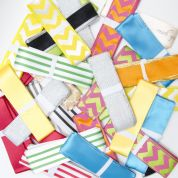 Wide Ribbon Bundles  Multicoloured