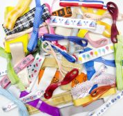 Fancy Ribbon Bundles  Multicoloured