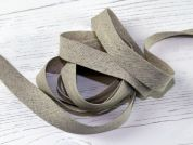 Plain Linen Bias Binding Tape