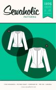 Sewaholic Ladies Sewing Pattern 1205 Cordova Jacket