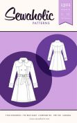 Sewaholic Ladies Sewing Pattern 1301 Robson Coat