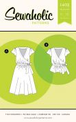Sewaholic Ladies Sewing Pattern 1403 Yaletown Dress & Blouse