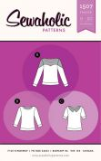 Sewaholic Ladies Sewing Pattern 1507 Fraser Sweatshirt