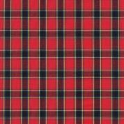 Sevenberry Woven Cotton Plaid Fabric