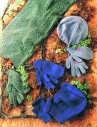 Stylecraft Ladies & Mens Hats, Scarves, Mittens & Gloves Life Knitting Pattern 4389  DK