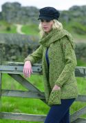 Stylecraft Ladies Jacket & Scarf Life Knitting Pattern 8478  DK