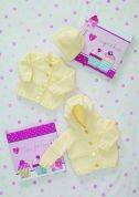 Stylecraft Baby Cardigans & Hat Special Knitting Pattern 8491  Chunky