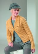 Stylecraft Ladies Jacket Special Knitting Pattern 8495  DK