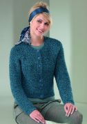 Stylecraft Ladies Cardigan Special Knitting Pattern 8497  DK